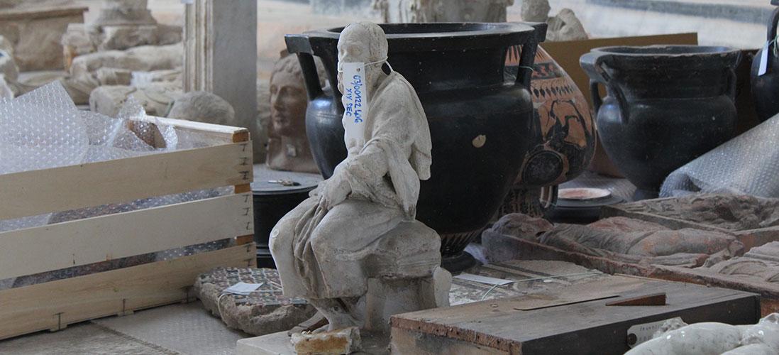 Statuina XIX secolo