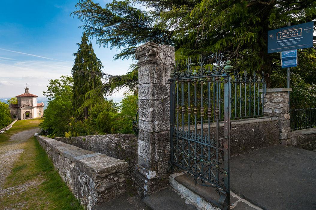 Casa museo lodovico pogliaghi l ingresso al giardino ed - Ingresso giardino ...