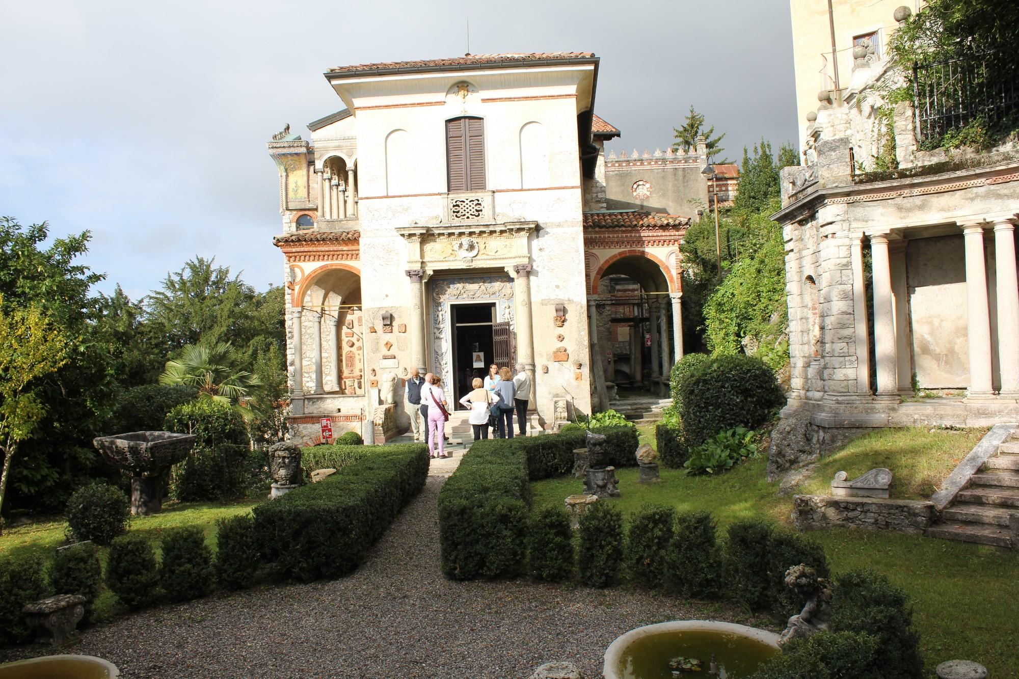 Una splendida mattinata alla Casa Museo Lodovico Pogliaghi