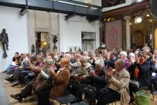 Il pubblico del concerto del 19 ottobre 2014