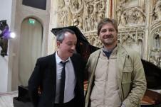 Luca Trabucco e Andrea Chiodi