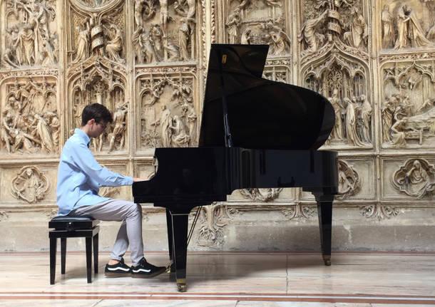 Un pianoforte per il Sacro Monte