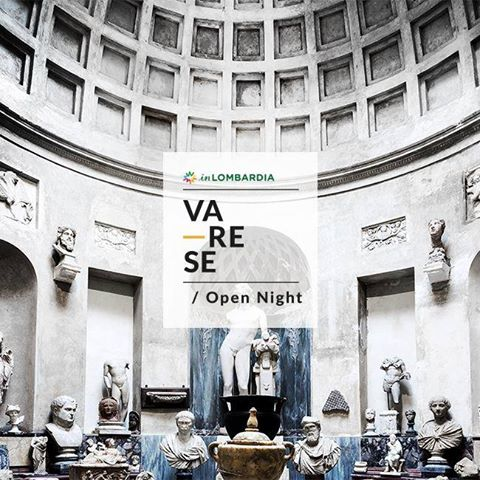 Cult City Open Night-Varese