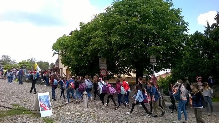 Nuove proposte per la scuola al Sacro Monte di Varese