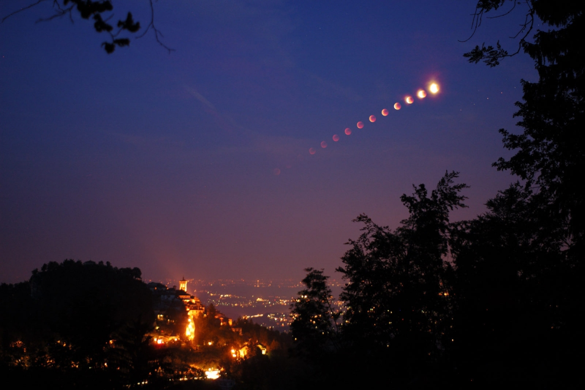 eclissi sacro monte